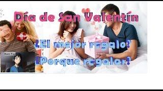 getlinkyoutube.com-San Valentín  ¿que regalar?