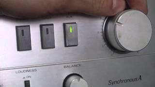 getlinkyoutube.com-SANYO - DCA 505 Amplifier modifi 2 x Fet 200 ( 2 x 196W )
