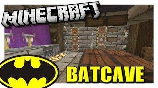"""getlinkyoutube.com-Minecraft Xbox 360: """"BATCAVE"""" w/Download!"""