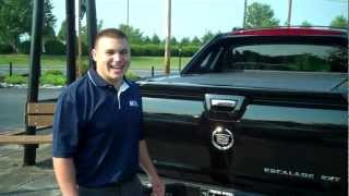 HOW TO EXTEND THE BED ON A CADILLAC EXT
