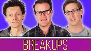 Men Talk About Heartbreak