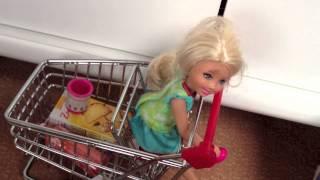getlinkyoutube.com-Grocery Shopping ~ A barbie film