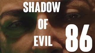 getlinkyoutube.com-Shadow of Evil Round 86 : Blocked by zombie barrier !!!