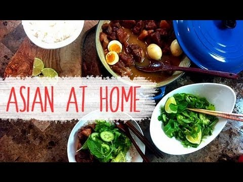 Pork Recipe : Caramelized Pork Recipe (Thit Kho Recipe) : Vietnamese Food : Asian at Home