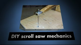 getlinkyoutube.com-DIY scroll saw mechanics