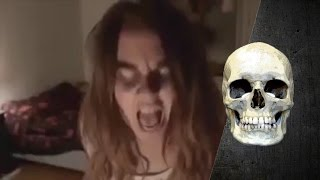 getlinkyoutube.com-Vidéo qui fait très peur Halloween