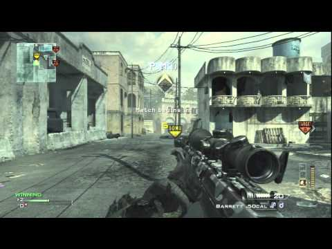MW3 - Search and Destroy on Bakaara, Commentary by xXKuurdeN