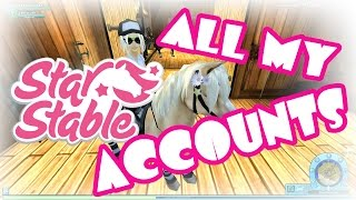 RadioaCtiv3 - All my Accounts in Star Stable