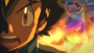 getlinkyoutube.com-Ash Ketchum Mega Evolving Pokemon in the Kalos League?