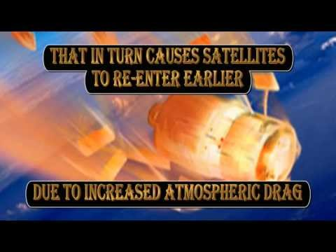SOLAR STORM THREAT - 15 May 2013