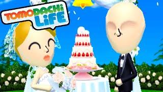 getlinkyoutube.com-Tomodachi Life 3DS Dracula's Song, Slenderman Wedding, Magic Show Gameplay Walkthrough PART 31