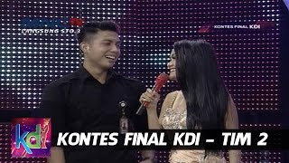 getlinkyoutube.com-Romantisnya Juju Mumu dan Juan Bianca - Kontes Final KDI Tim 2 (14/5)