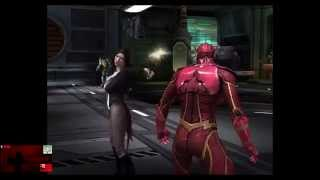 getlinkyoutube.com-Injustice Gods Among Us iOS Gold Booster Pack #32