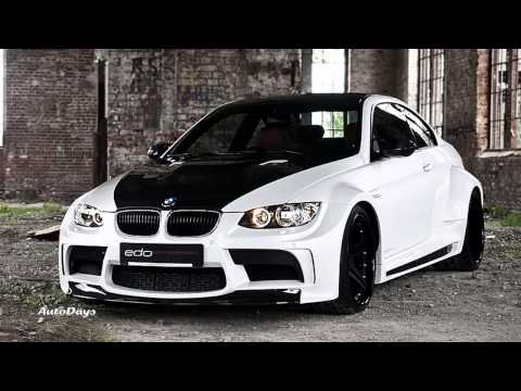 BMW M3 Wide Body Kit Edo Competition