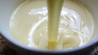 getlinkyoutube.com-الحليب المركز المحلى بطريقة سهلة ومضمونة Lait Concentré Sucré