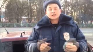 getlinkyoutube.com-Мобильный вместо радара. ДПС  Бишкек.