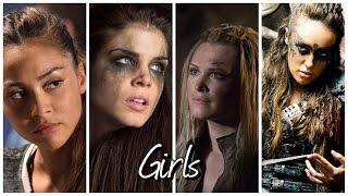 getlinkyoutube.com-The 100 - Girls