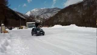 getlinkyoutube.com-Snow Drive(Terios、ビーゴ)
