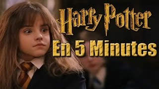 getlinkyoutube.com-Harry Potter en 5 Minutes