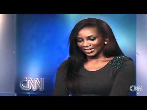 Genevieve on CNN [AFRICAX5.TV]