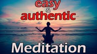 How to do simple meditation in urdu/hindi   muddaser altaf