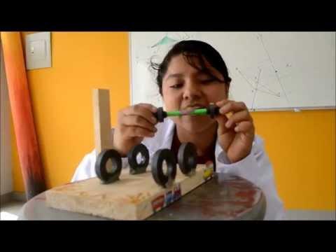 LEVITACIÓN MAGNETICA (¡¡¡¡¡¡¡¡Haciendo física divertida en la UPeU!!!!!!)