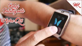 getlinkyoutube.com-Reloj Intelitente Apro Q18 | Unbox+Review en Español | Marcos Reviews