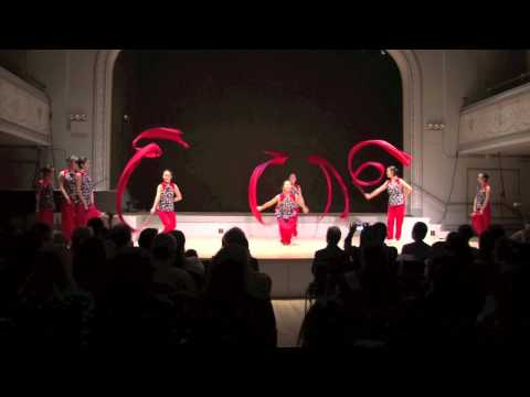 lotus music &amp; dance (chinese ribbon dance) part 3