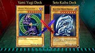 getlinkyoutube.com-Yami Yugi Deck  -vs-  Seto Kaiba Deck ( YGOPro )