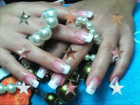 Punime thonjsh, Gel Nails