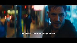 Venom - Trailer HD Legendado [Tom Hardy]