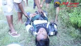 getlinkyoutube.com-Kecelakaan KEJURNAS Road Race Region III seri 3 - Sirkuit PLTU Bolok Kupang