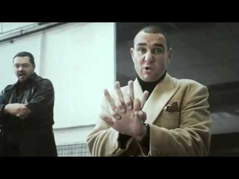 Vinnie Jones'  Hands-only CPR (funny short film)