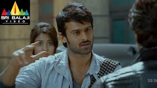 Mirchi Movie Prabhas Intro Action Scene | Prabhas, Anushka, Richa | Sri Balaji Video