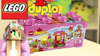 getlinkyoutube.com-LEGO DUPLO - Learn To Build