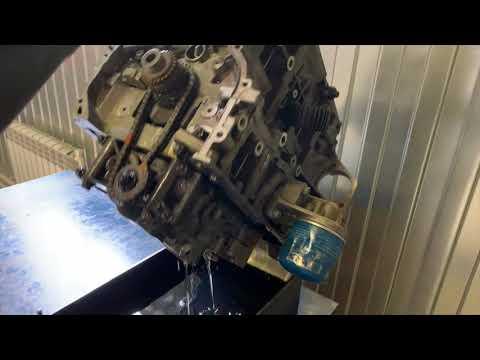 Запчасти в наличии: проверенные масляные насосы б/у на двигатель 2.4л бензин G4KE на Kia и Hyundai