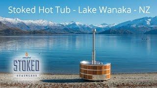 Stoked Hot Tub | Lake Wanaka