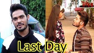 getlinkyoutube.com-Kunwar Amar talks about his last day on the sets of Naamkaran
