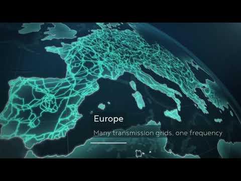 Video: simulace mimořádné události v evropské přenosové soustavě dne 8. 1. 2021