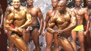 Tamasha la Michezo with Tanzania Most Muscular Man and Africa Musclemania second runner Omary Lyombe
