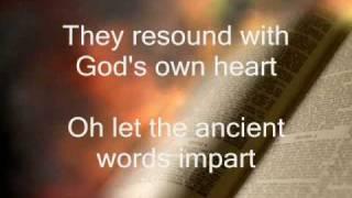 Ancient Words width=