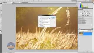 getlinkyoutube.com-Photoshop - Jak usunąć niechciany fragment ze zdjęcia