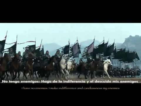 A Warrior´s Creed (el credo del guerrero)