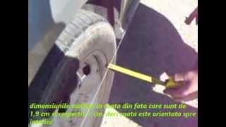 """getlinkyoutube.com-Alineacion ruedas delanteras  """"El paralelo""""   RO"""