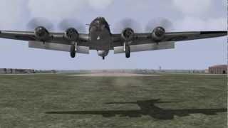 getlinkyoutube.com-IL-2 1946 - Target Courtrai Airfield