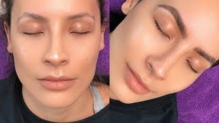 BROW-TINTING-OMG-THE-RESULTS-ARE-INSANE-DESI-PERKINS width=