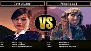 getlinkyoutube.com-Shockwave Challenge Mode: General Leang VS Prince Kassad