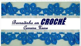 getlinkyoutube.com-BARRADO EM CROCHÊ -CARREIRA ÚNICA