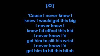 getlinkyoutube.com-Eminem - Who Knew [HQ Lyrics]