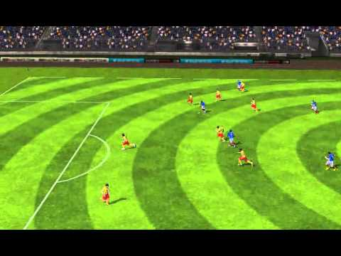 FIFA 14 Windows Phone 8 - Charlton Grozni VS Seongnam Ilhwa